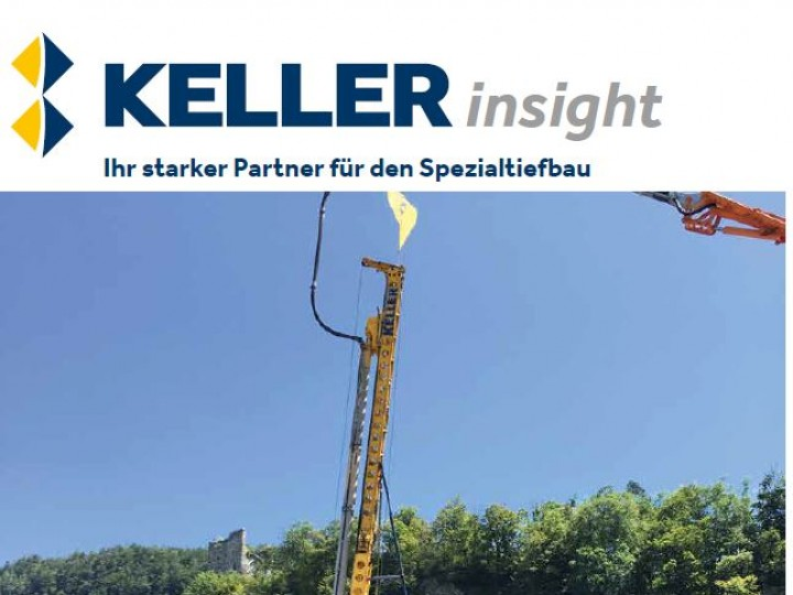Keller Insight magazine SEE 2019